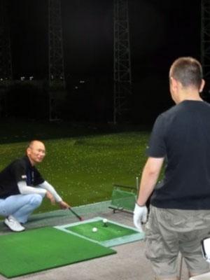 レッスン写真4 : はじめてのゴルフ