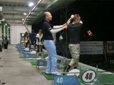 レッスン写真10 : はじめてのゴルフ
